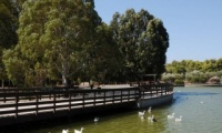 """""""Στόχος το πάρκο Τρίτση να γίνει ένα κόσμημα..."""""""